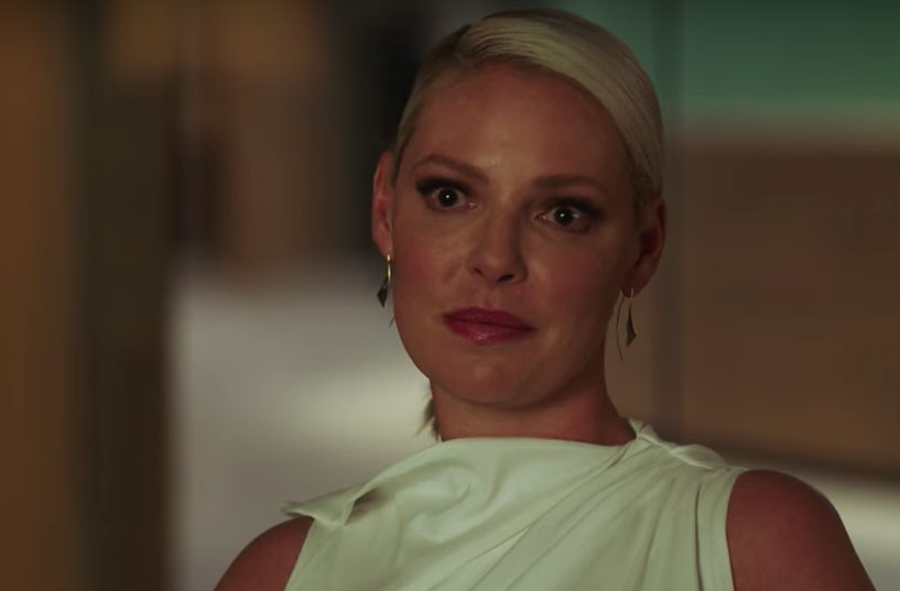 Even though we miss Meghan Markle, our first look at Katherine Heigl on <em>Suits</em> is easing the pain a little bit