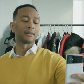 "John Legend recreated the ""angry Arthur meme,"" and it is perfect"