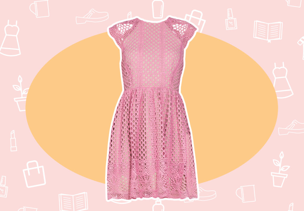 WANT/NEED: The perfect wedding guest dress, and more stuff you want to buy
