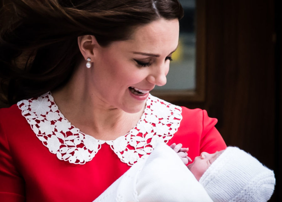 New royal baby Prince Louis already has a famous friend