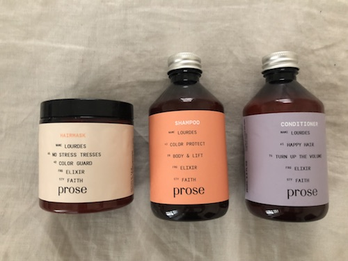 Prose Hair Review: I Tried A Customized Shampoo