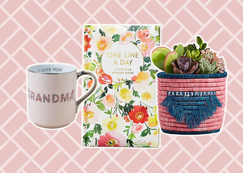 21 Mother's Day gifts for grandma, because g-mas make the world go round