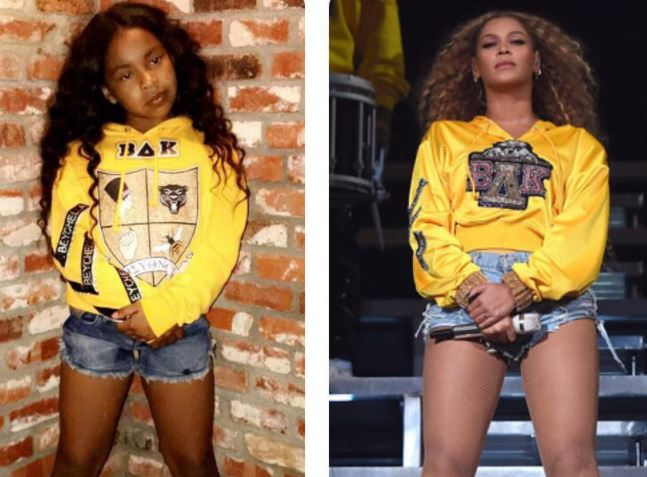 This 9-year-old girl crushed Beyoncé's Coachella dance in an epic video, is officially Mini Bey