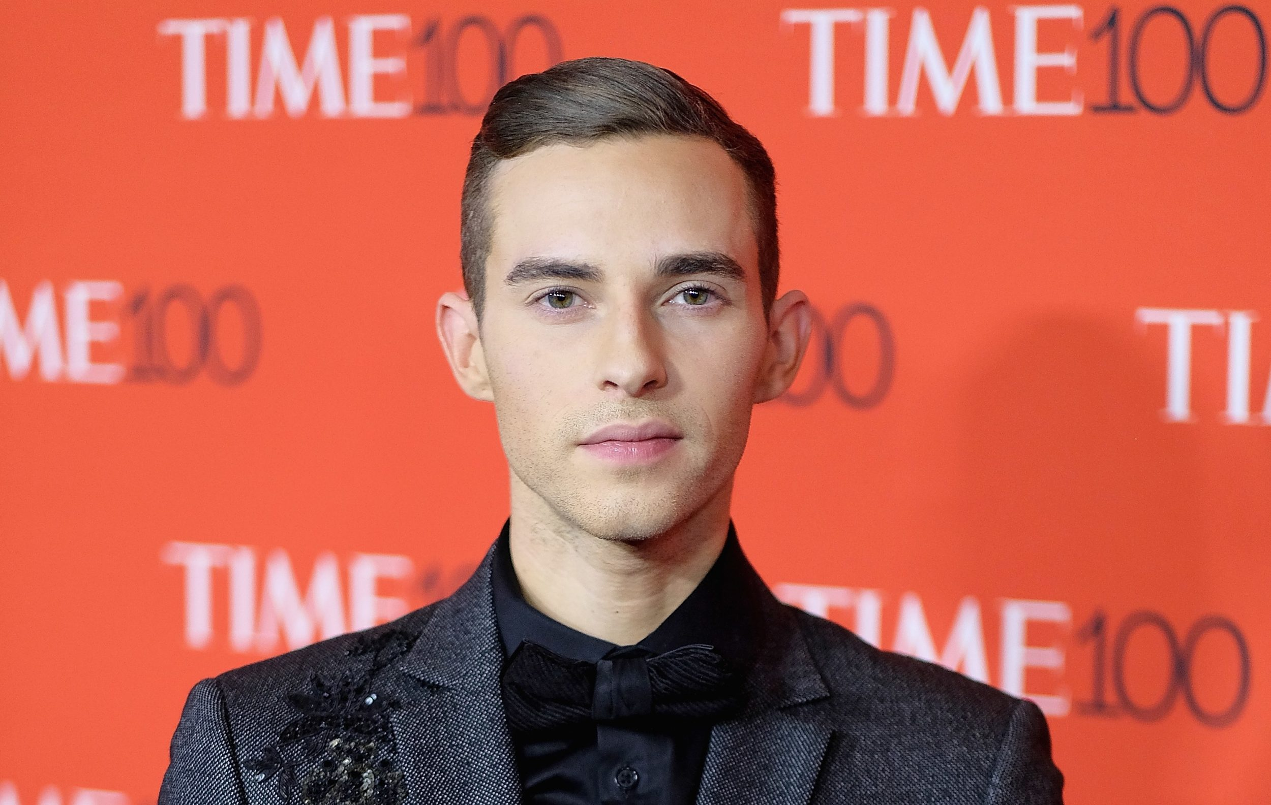Adam Rippon fires back at Donald Trump after tone-deaf Paralympics comments