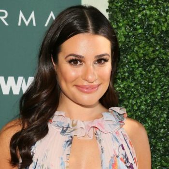 Lea Michele is engaged to Zandy Reich, and her 4-carat diamond ring is blindingly beautiful