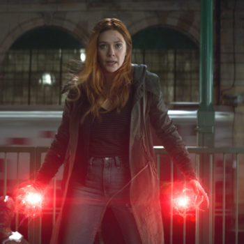 We may not be getting an all-female <em>Avengers</em> movie soon, but there's one scene in <em>Infinity War</em> that feels damn close to it