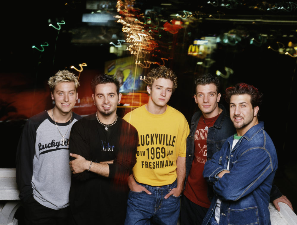 "Lance Bass confirmed NSYNC will ""sit down this summer"" to talk possible reunion, and we're freaking out"