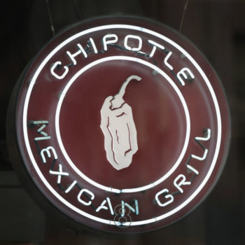Use this code to get Chipotle delivered for FREE this week