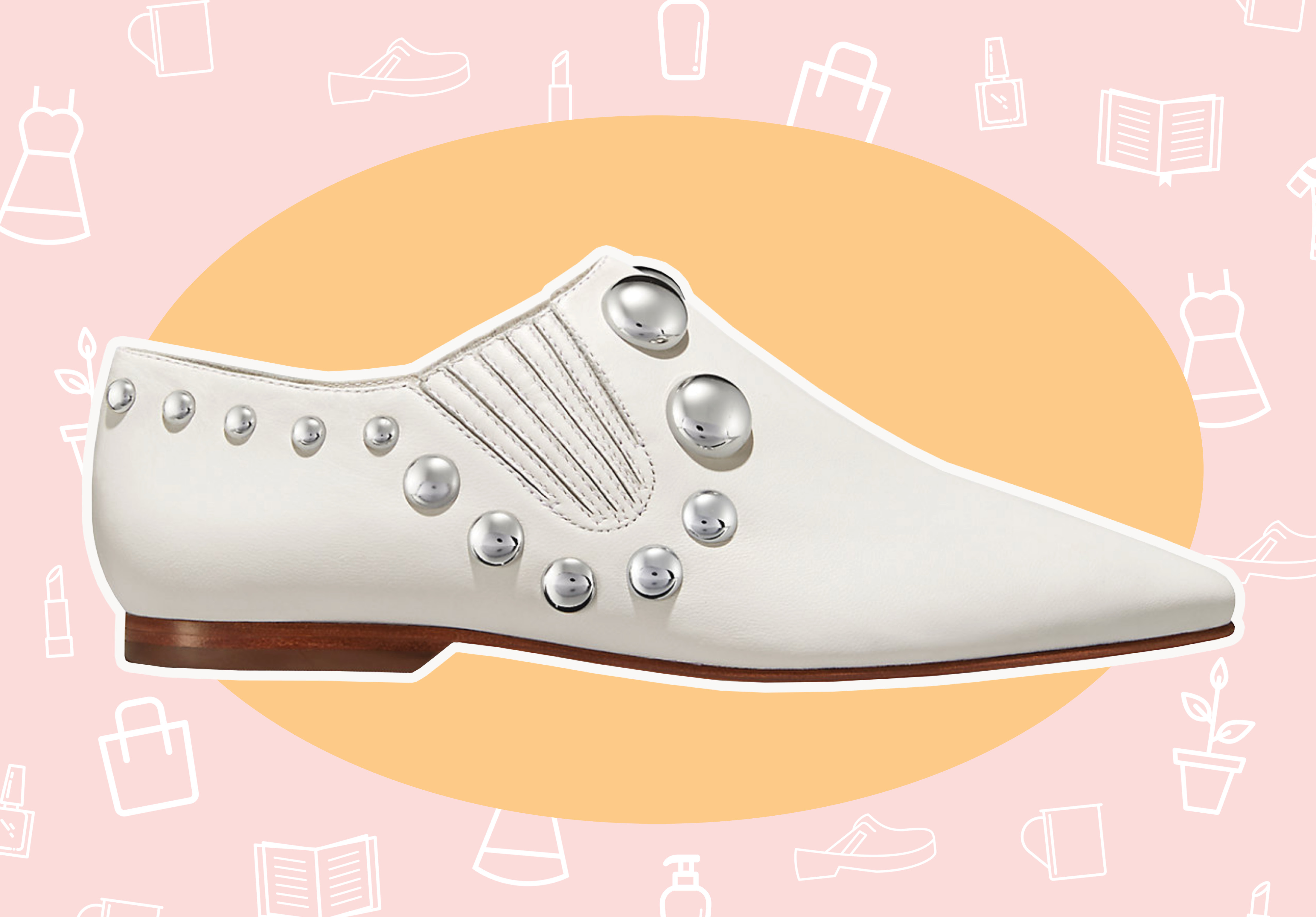 WANT/NEED: Studded loafers that make me want to click my heels, and more stuff you want to buy