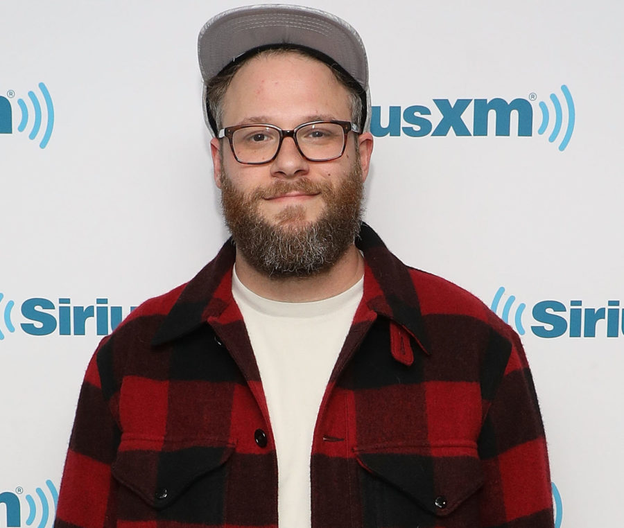 So, Seth Rogen says he'll still work with James Franco following allegations of sexual harassment