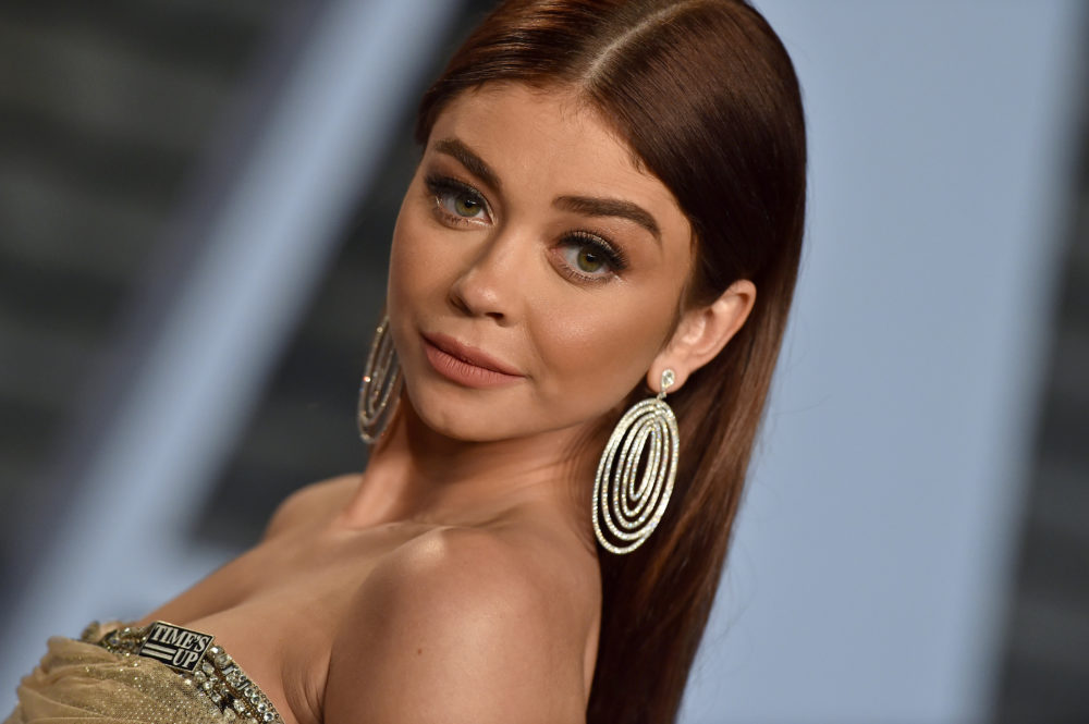Sarah Hyland opened up about her recent struggle with hair loss in an honest Insta post