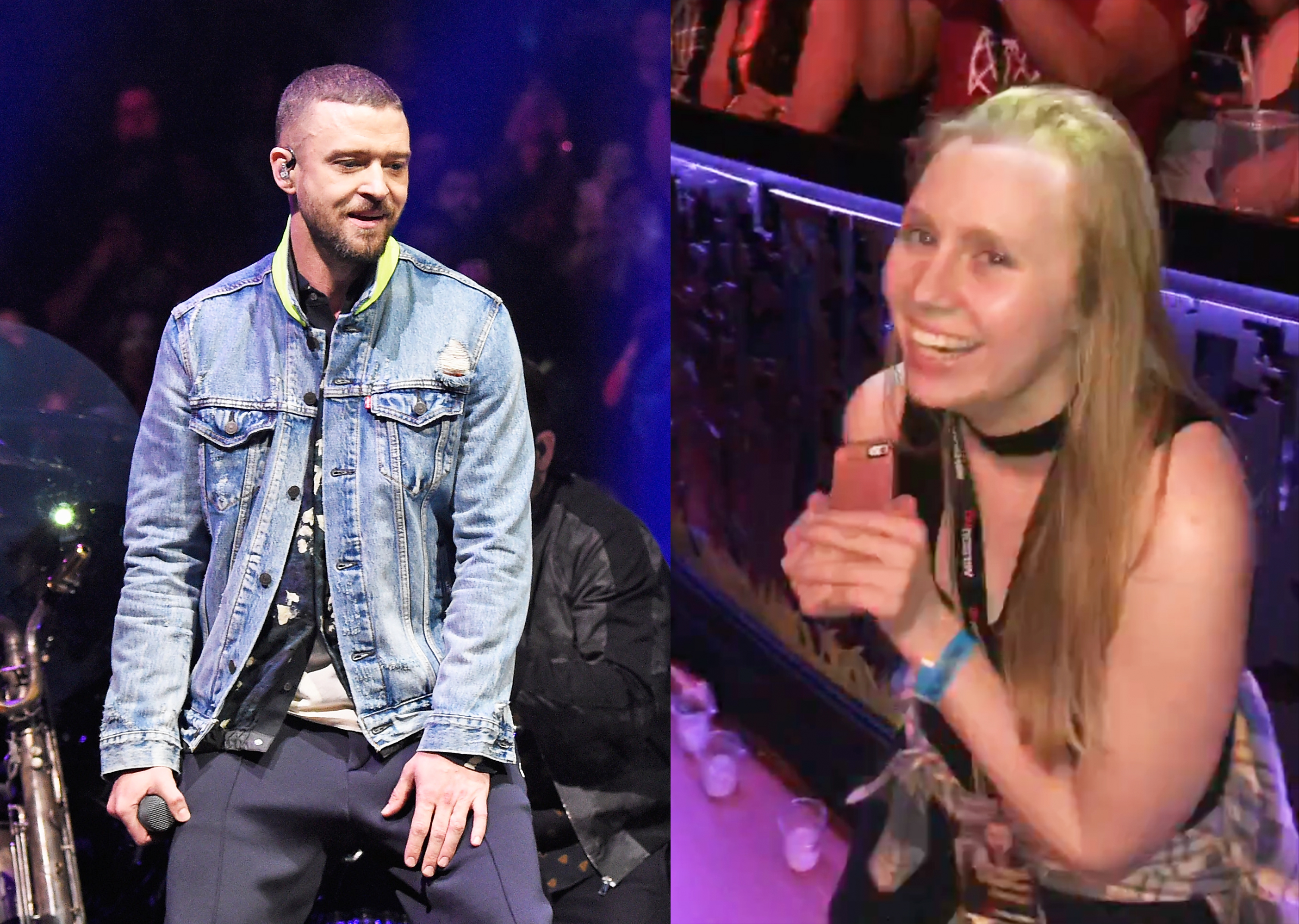 Justin Timberlake came for my BSB-loving heart and I'm not mad at it