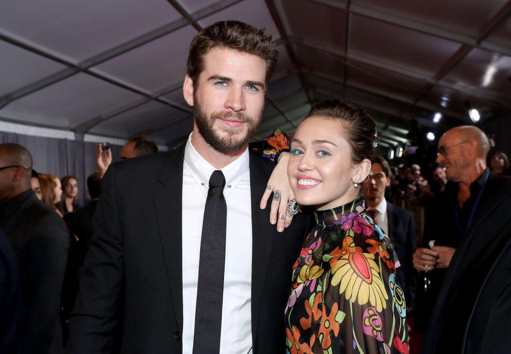 Liam Hemsworth pranked Miley Cyrus, and she was NOT happy