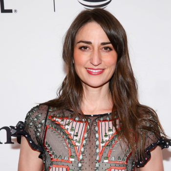 "Sara Bareilles revealed ""Love Song"" wasn't written about a ""he"""