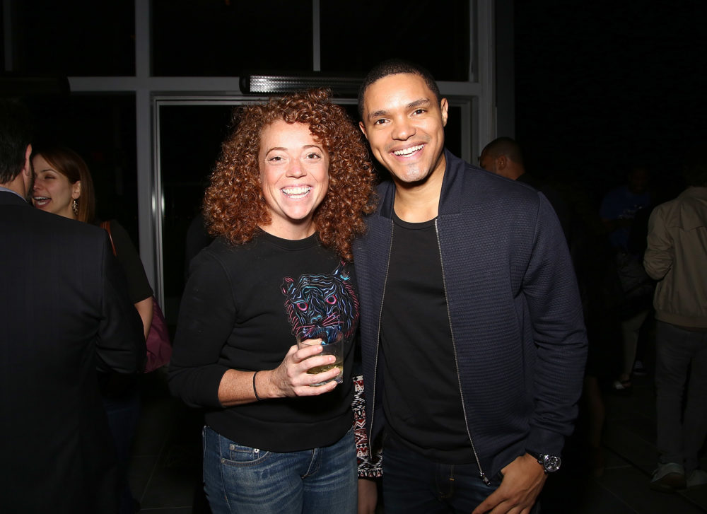 "Trevor Noah ""fired"" Michelle Wolf after her White House Correspondents' Dinner performance — but don't get upset"