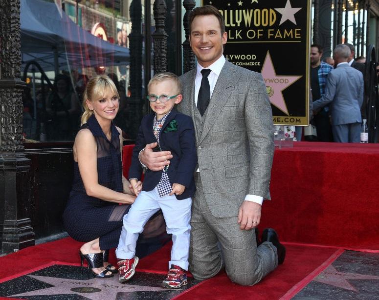 Anna Faris revealed how her son Jack takes after her and ex Chris Pratt, and she's not too happy about it