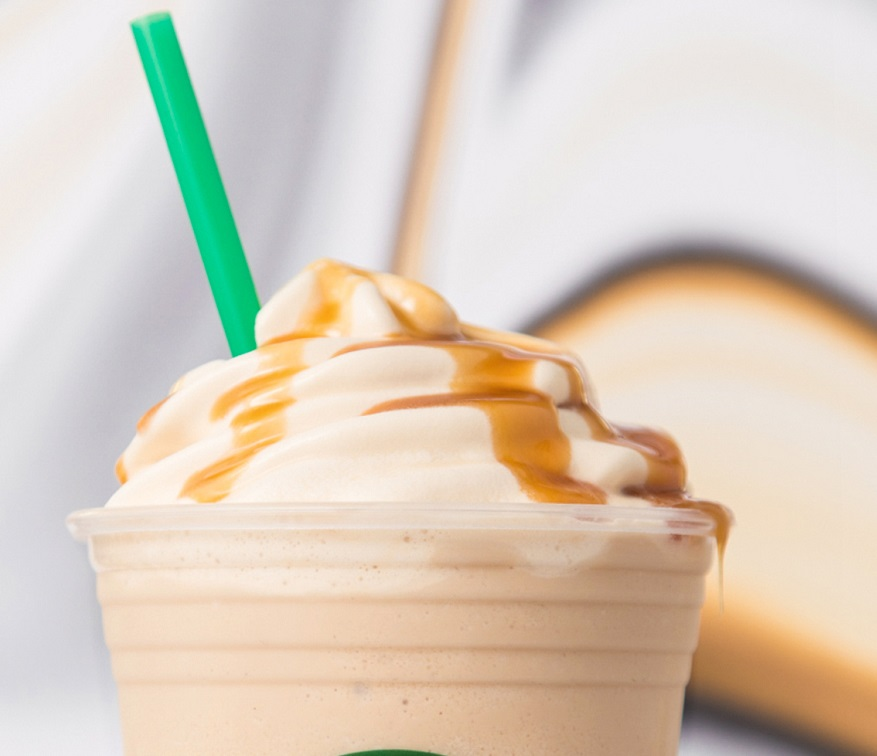 Starbucks just released a cold brew-infused whipped cream, and get ready to drool