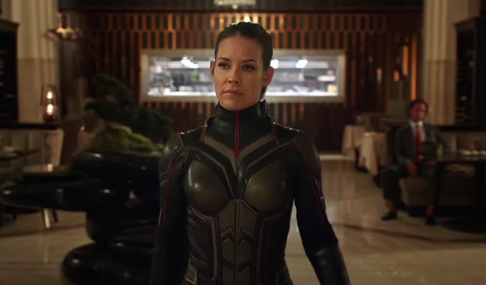 The internet can't get over how badass Evangeline Lilly is in the new <em>Ant-Man and the Wasp</em> trailer