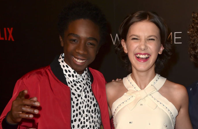 "Caleb McLaughlin says he and Millie Bobby Brown ""need each other,"" and we've never loved them more"