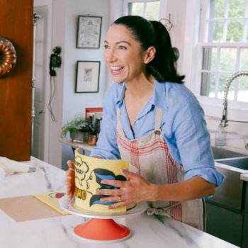 Food Network's Gesine Prado tells us how to throw your first-ever dinner party when you're more of a Lean Cuisine gal
