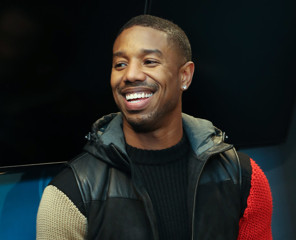 A fan slid into Michael B. Jordan's DMs like a pro — and can now confirm that he smells like Bath and Body Works