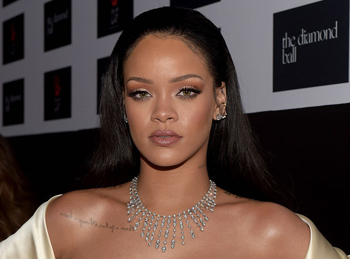 Rihanna opened up about weight fluctuation, and it's so freaking relatable