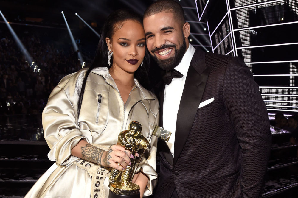 Rihanna got real about her relationship status with Drake