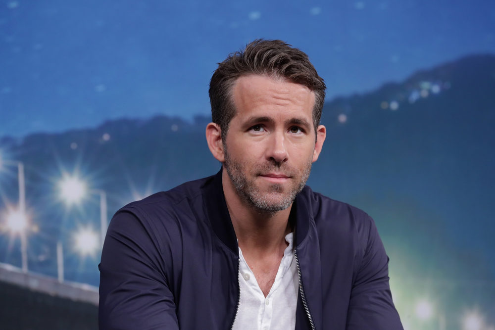 "Ryan Reynolds admitted he used to ""self-medicate"" to cope with mental health issues, and we applaud his honesty"
