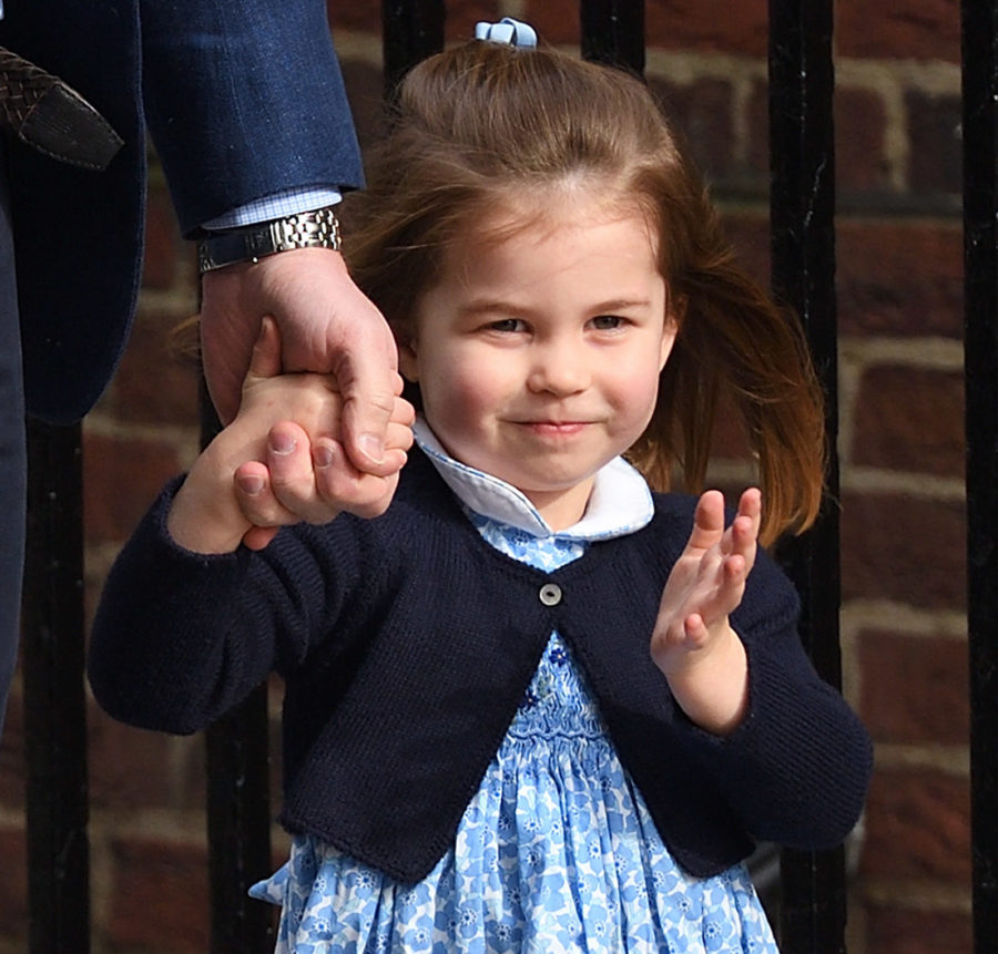 Princess Charlotte is ready to reprise her role as a royal bridesmaid for Uncle Harry's wedding