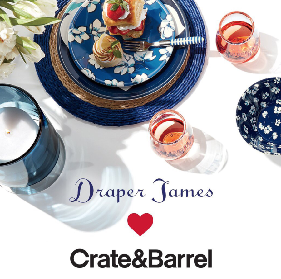 Reese Witherspoon's affordable Crate & Barrel line will liven up your home for spring