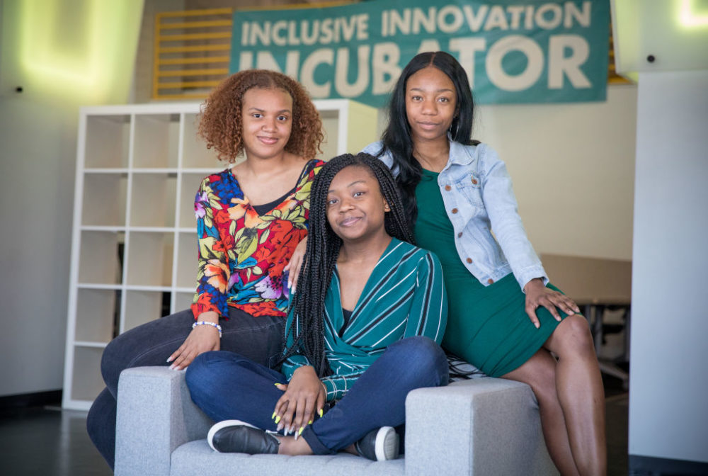 These three black teens were sabotaged in a NASA competition by racist trolls
