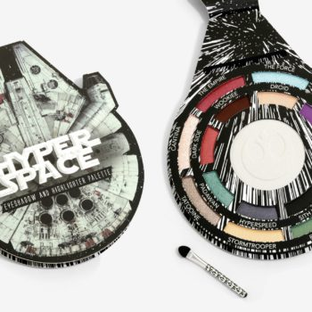 This <em>Star Wars</em> makeup collection will have you looking fierce while taking on the Galactic Empire