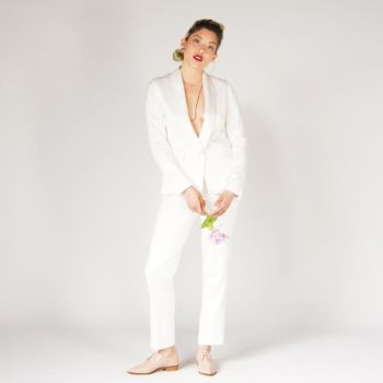 Slay the aisle in these gender-neutral wedding wear pieces, from dapper vests to sleek suits