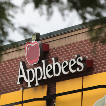Now you can order a Cheetos Burger Bomb at Applebee's, and we have some serious snacking to do