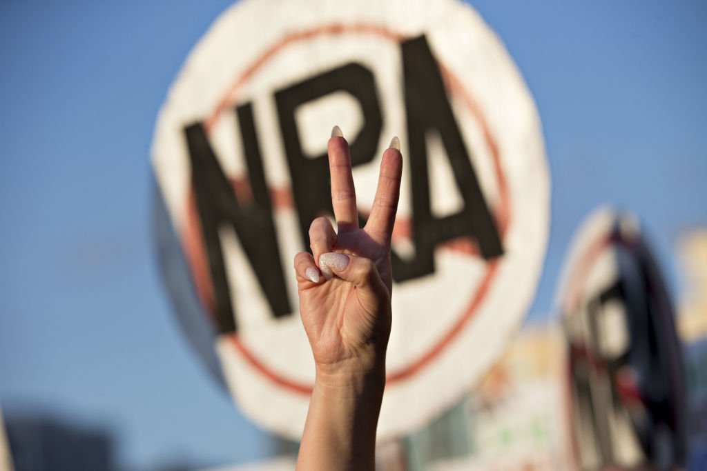 A Dallas restaurant received threats for making a statement about gun regulation, and it's proof that we need better conversation around the Second Amendment