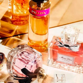 Sephora's wedding fragrance sampler will help you decide what to smell like on your big day