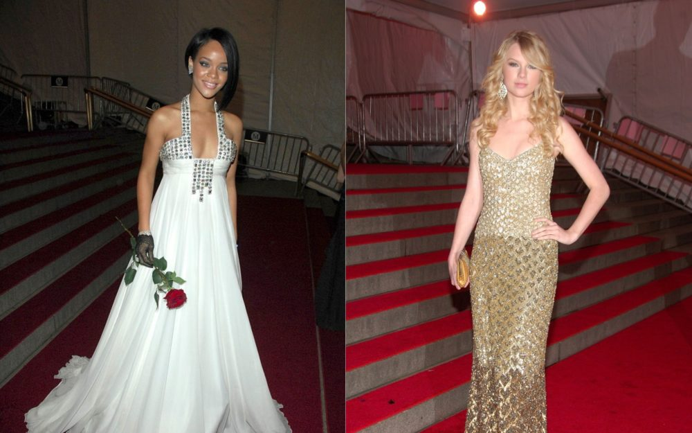 Your fave celebs' Met Gala debuts will make you feel deeply nostalgic for the mid-aughts