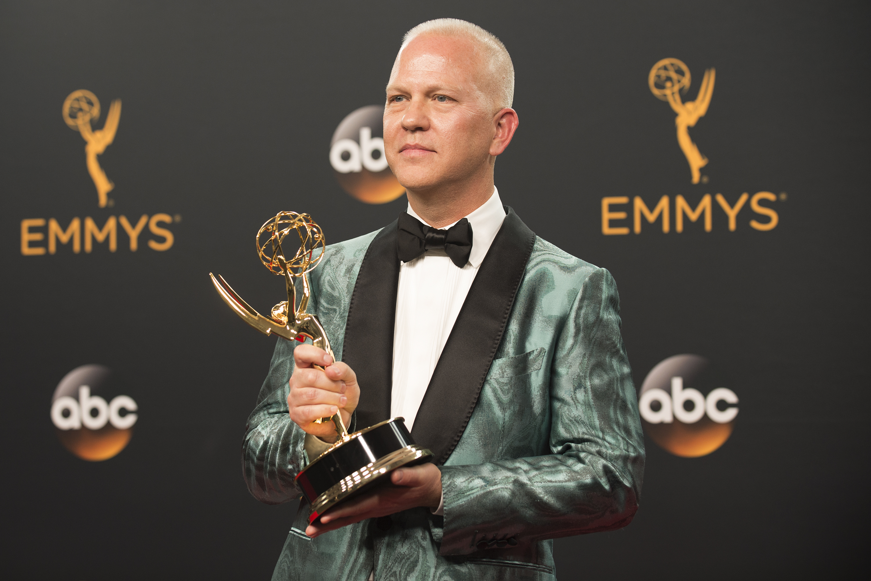 Because what can't he do, Ryan Murphy wants to make a #MeToo anthology series