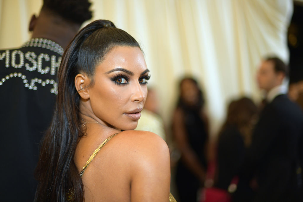"Kim Kardashian finally changed the name of her shapewear line after ""Kimono"" backlash"