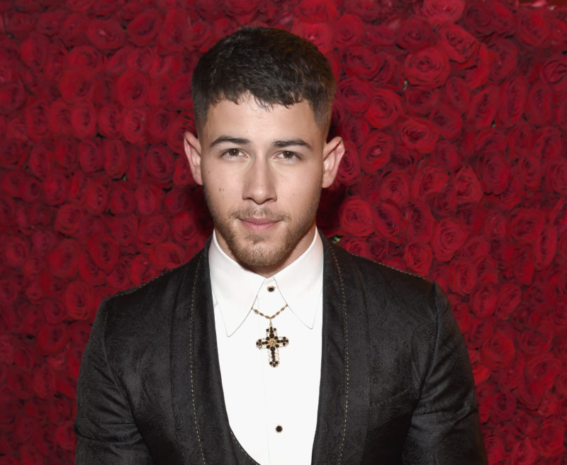 Nick Jonas literally subwayed to the 2018 Met Gala, and there are pictures to prove it
