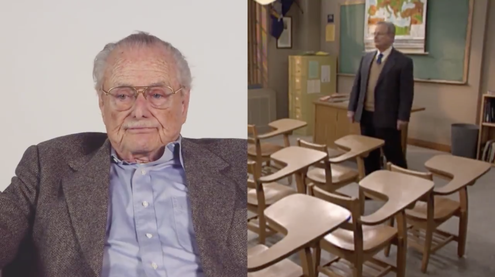 Mr. Feeny released a video for Teacher Appreciation Day, and our '90s hearts are so full right now