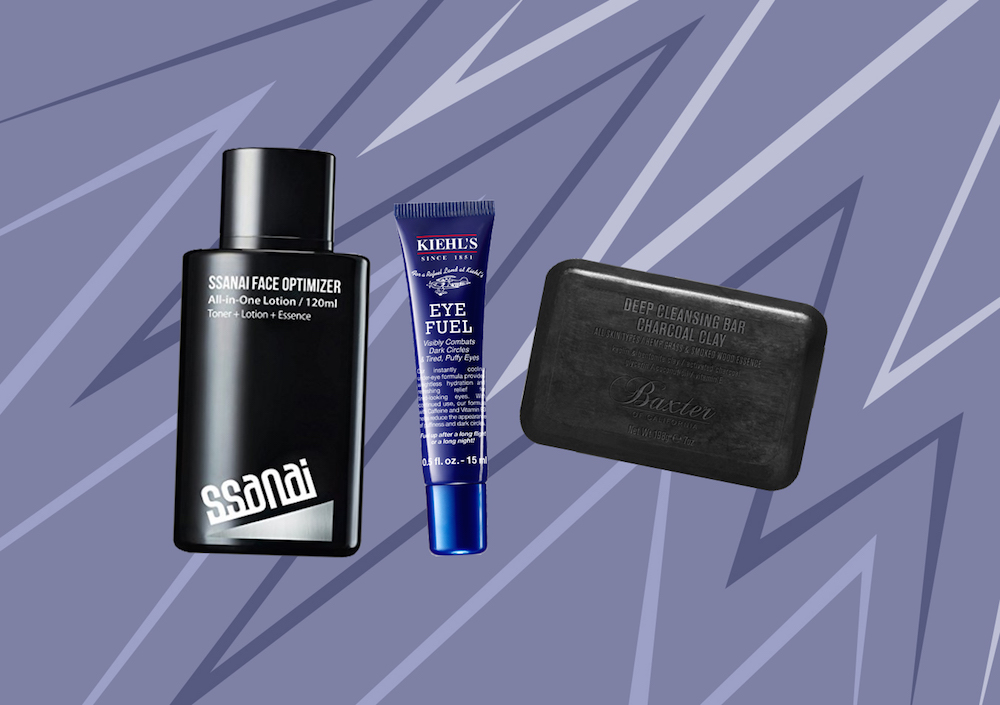 22 men's grooming products for dad if he's got a beard, shaves, or has a serious skin care routine