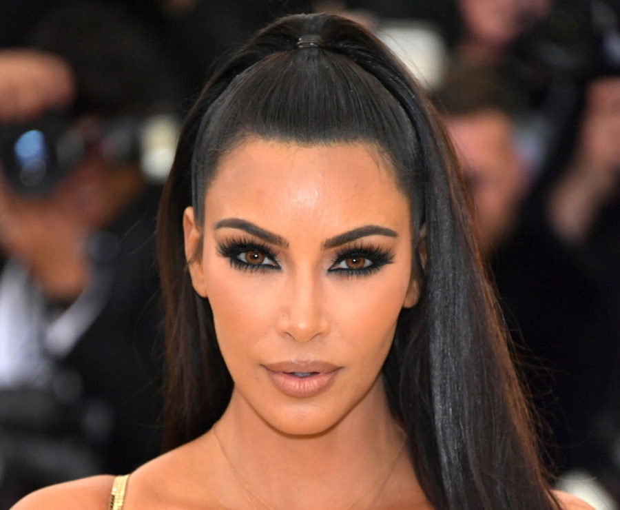 Kim Kardashian revealed why Kanye wasn't at the 2018 Met Gala