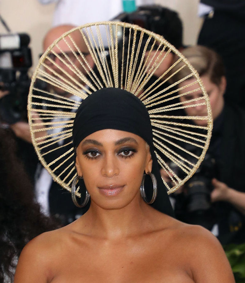 Why the symbolism behind Solange's durag at the 2018 Met Gala matters