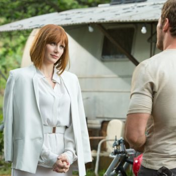 Chris Pratt was paid $2 million more than Bryce Dallas Howard for <em>Jurassic World</em>, despite not having to run in heels