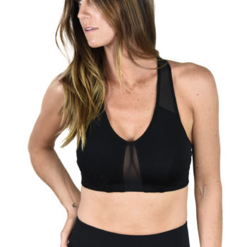 These sports bras have healing crystals tucked inside to boost your workout