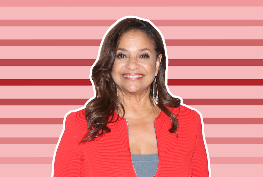 Debbie Allen asks you to realize that beauty doesn't depend on hair length or the number on the scale