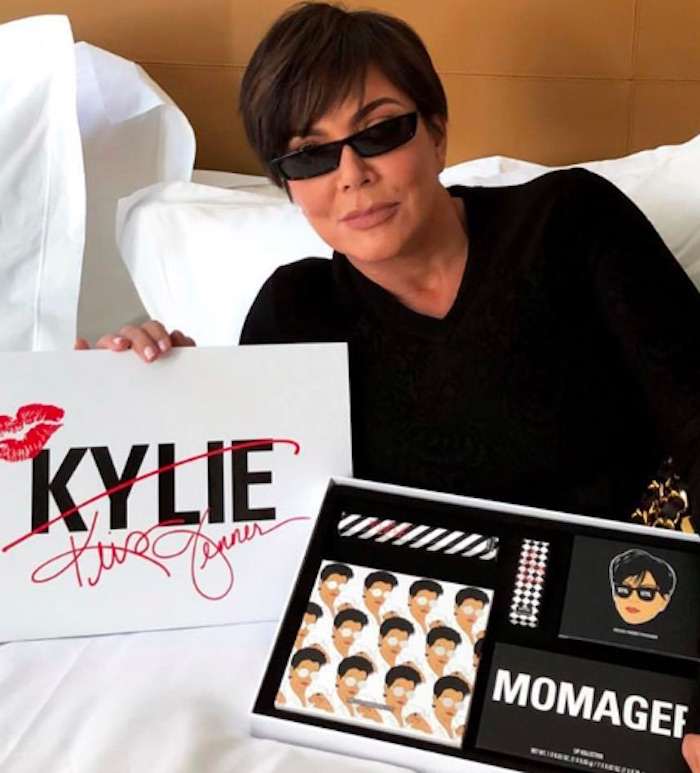 Get your momager glam on: Here's the lowdown on the Kylie Cosmetics x Kris Jenner collab