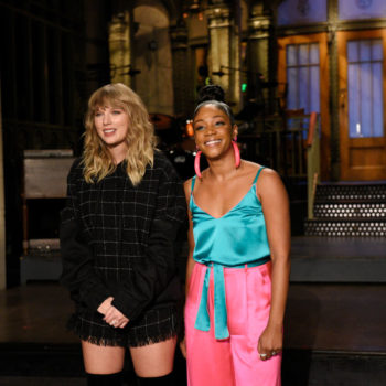 "Tiffany Haddish's surprise cameo in Taylor Swift's Reputation tour is the perfect addition to ""Look What You Made Me Do"""
