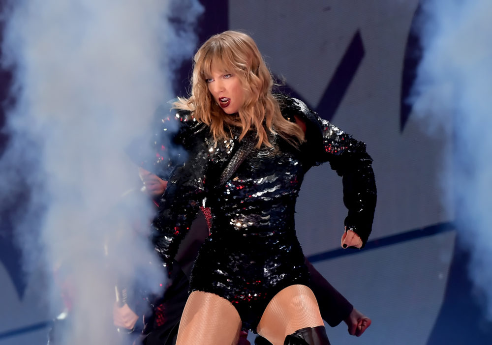b5df1474 All the Costume Changes from Taylor Swift's Reputation World Tour -  HelloGiggles